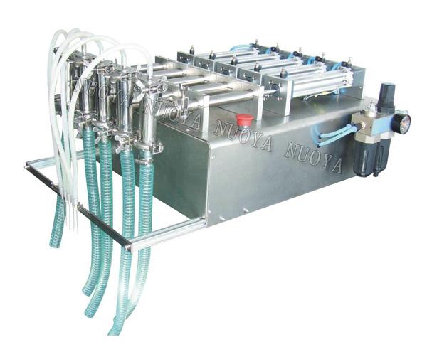 5头液体灌装机