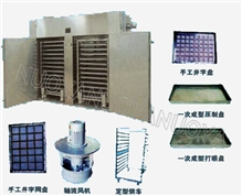 CT热风循环烘箱机