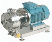 SRH型管线式高剪切乳化机