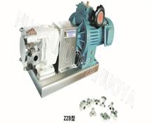 ZZB型凸轮转子万用输送泵