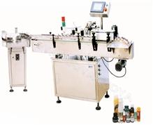 立式圆瓶不干胶贴标机(MPC-AS)